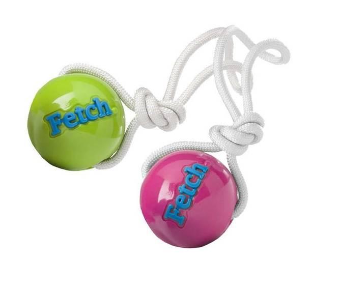 Bilde av Planet Dog Fetch Ball m/tau