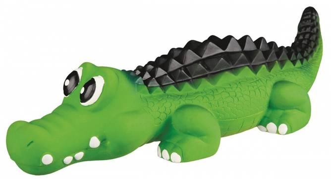 Bilde av Latex Krokodille 35cm